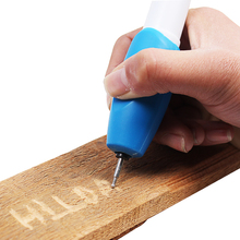 New 1pcs Easy-using Electric Etching Engraving Carve Tool Steel Jewellery Engraver Pen diy electric engraving engraver pen carve tool for jewellery jewelry metal glass