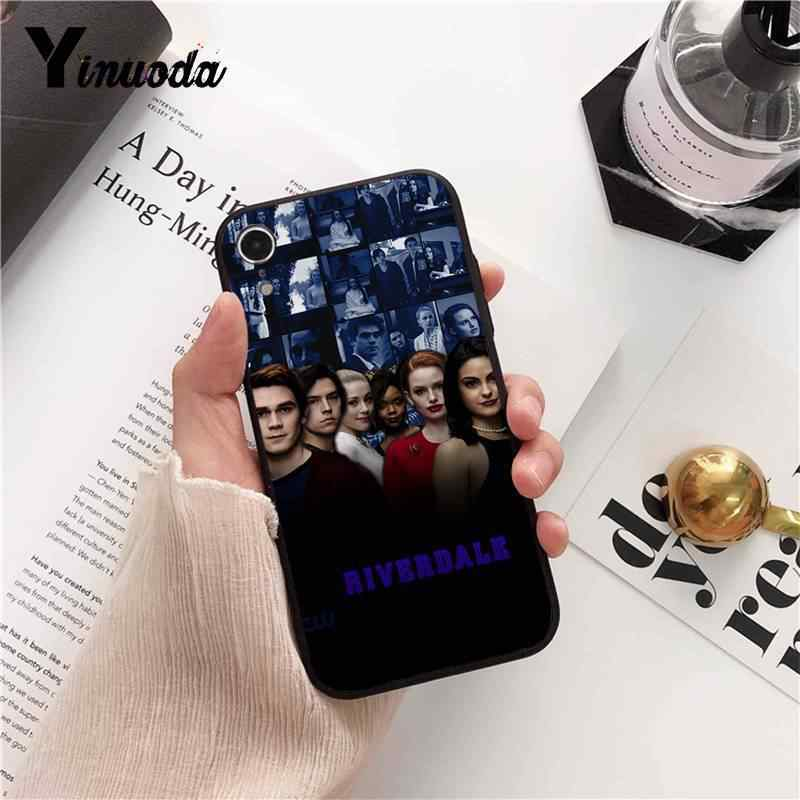 Yinuoda Riverdale Series Cole Sprouse Trendy Coque Shell Phone Case for iPhone 8 7 6 6S 6Plus X XS MAX 5 5S SE XR 10 Cover