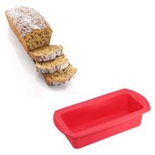 Высококачественная силиконовая форма для выпечки торта и хлеба любого вида kichen аксессуары кухонный инструмент
