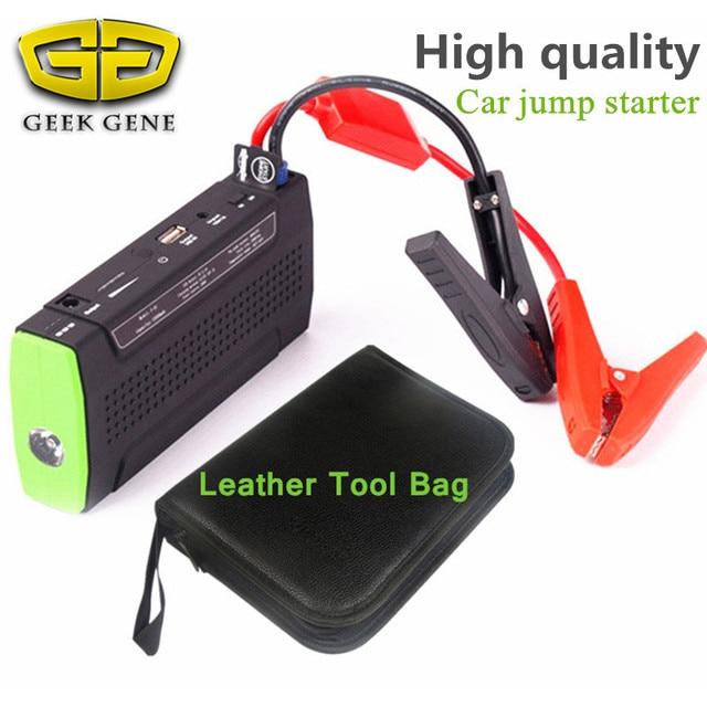 High quality portable car starter jumper mini mobile phone laptops power bank Gasoline diesel engine starter emergency