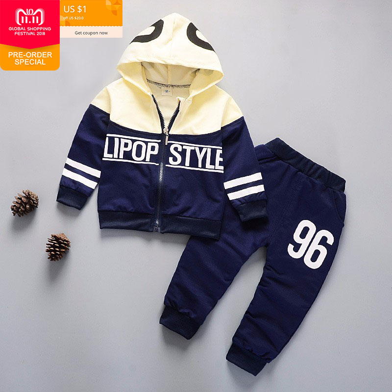 Kids Winter Clothes Hooded Coat Letter Printed T-shirt Set Comfortable Warm Children Clothing Girl Winter Clothes For Kids kids winter clothes floral print long sleeve t shirt set comfortable warm boys children clothing girl winter clothes for kids