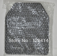 Free Shipping 100 NIJ III Stand Alone PE Ballistic Panel Hard Body Armor NIJ Level 3