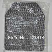Free Shipping 100 NIJ III Stand Alone PE Ballistic Panel Hard Body Armor NIJ Level 3