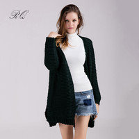RQ Womens Knitted Sweater Dress Knitted Long Sleeve Maternity Women Sweater YF8