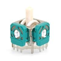 100 Pcs Vervanging 3D Analoge Joystick Thumb Stick Voor Gamecube Controller Reparatie Onderdelen Voor Ngc