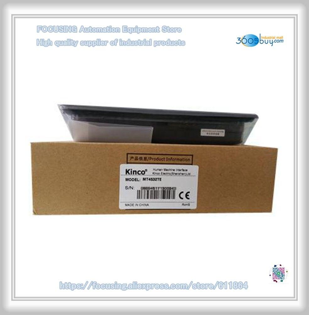MT4532TE 10,1 дюймов Kinco HMI Сенсорный экран TFT Панель 1024*600 с Ethernet USB в наличии MT4532