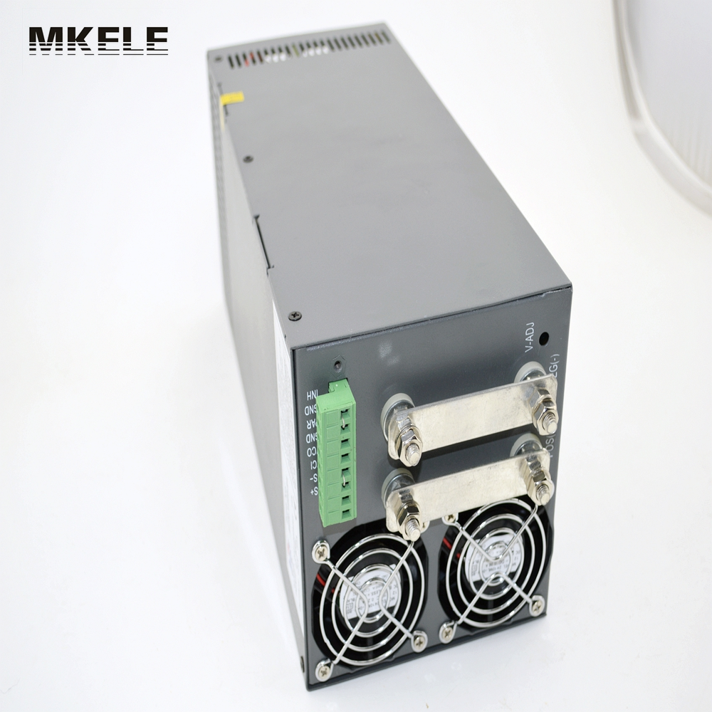 1200W 50A 24V Single Output Switching power supply AC to DC 1pcs 1200w 24v power supply 24v 50a ac dc high power psu 1200w 230v s 1200 24 24v50a