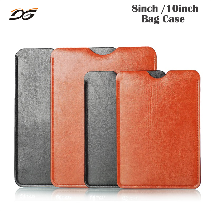 10inch Bag Case for Apple ipad 2/3/4 for ipad air1/2 for ipad pro 9.7 and new 9.7inch 2017 PU Leather Case with Free Stylus