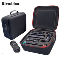 Large Storage Travel Carrying Bag For Nintend Switch Protective Cover Hard Shoulder Big Space Case For Nintend Switch NS Console