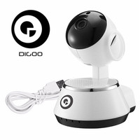 DIGOO BB M1 Wireless WiFi USB Baby Monitor Alarm Home Security IP Camera HD 720P Audio