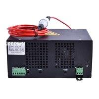 1 pc 110 v ou 220 v fonte de alimentação 60 w co2 laser corte potência do laser