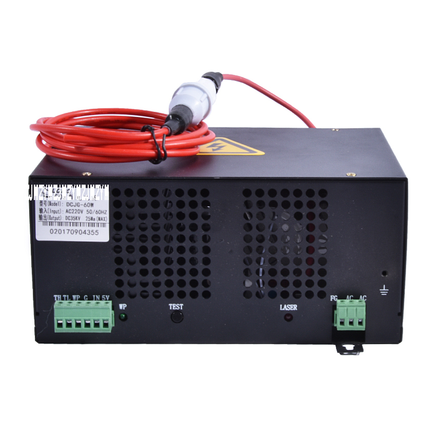 1PC 110V or 220V Power Source 60W Co2 Laser Cutting Laser Power|power source|source power|power 220v -