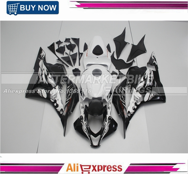Leyla-uitvoering Special Stickers CBR600RR 2009 2010 11 12 Fairing  For Honda Superbike Ornamental Moulding