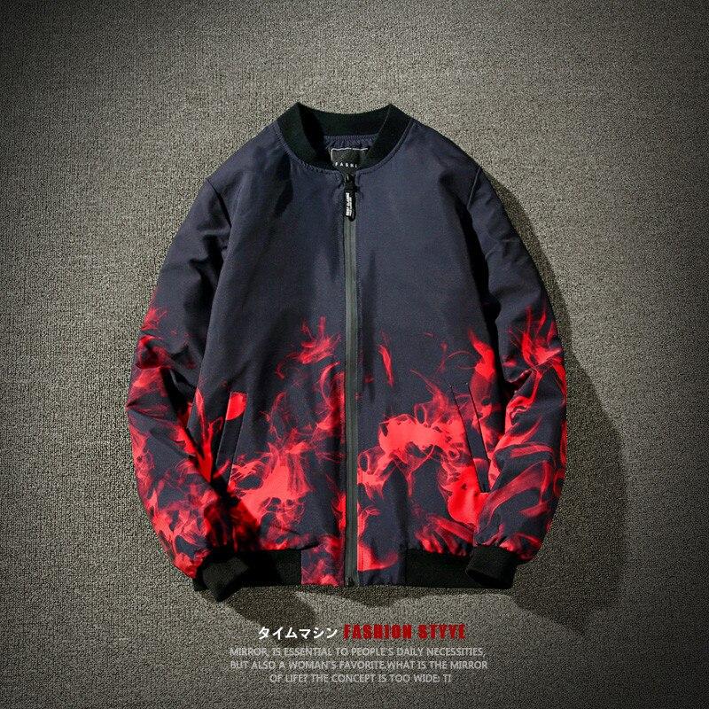 9c174f9c092a Hip hop Jacket 2018 New Hot Selling Fashion European Style Mens Jackets Hip  hop big yard ...