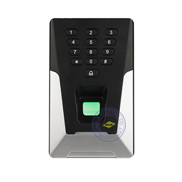 1k User EM 125Khz keypad  extendable data backupable fingerprint standalone access controller