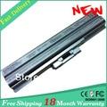 Серебряный аккумулятор ноутбука 11.1 В 5200 мАч для Sony BPS13 / B VGP VGP-BPS13 / B BPS13 / Q VGP-BPS13B / B VGP-BPS13A / B
