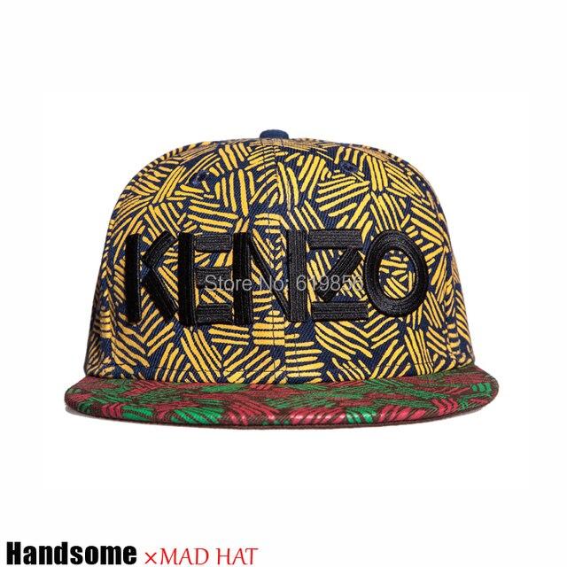 2014 new Harajuku hiphop snapback cap summer hat sunbonnet K E N Z O baseball  cap free shipping. Price  b8c4ca33e9c