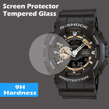 49540eb95 Tempered Glass Screen Protector For Casio watch g shock protrek g-shock baby -g