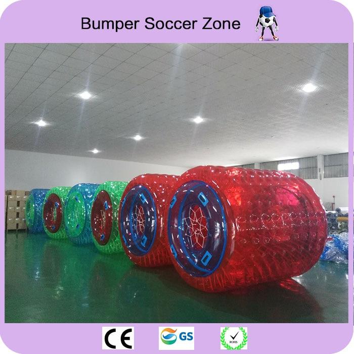 Livraison Gratuite 100% PVC nflatable Marche de L'eau de L'eau Paly Équipement Rouleau de L'eau Boule Aqua Bal Zorb Balle