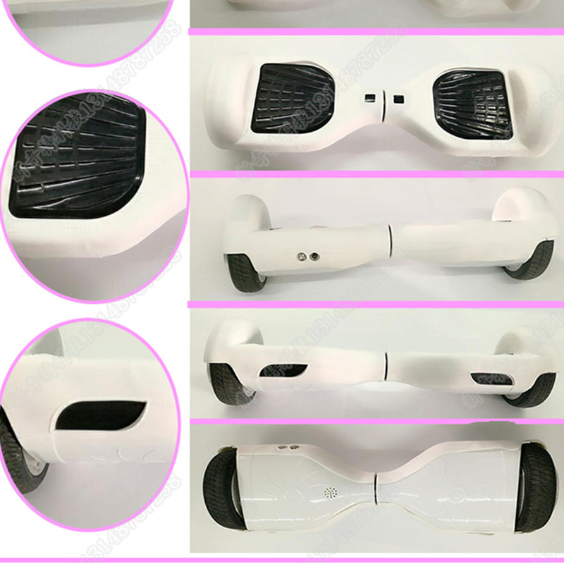 new Smart Self Balancing electric scooter shell/decal/skin 2 wheel hoverboard silicone case