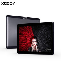 XGODY Y960 4G LTE Phone Call Tablet 10 1 Inch Android 7 0 Nougat MT6753 Octa