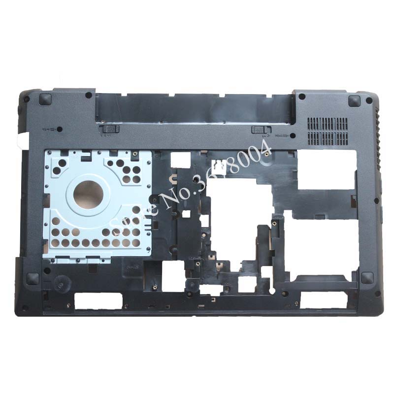 NEW FOR LENOVO G580 G585 Laptop Bottom Case Base Cover With HDMI 604SH01012 AP0N2000100 new case cover for lenovo g500s g505s laptop bottom case base cover ap0yb000h00