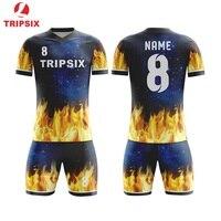 Обычная футболка футболки для футбольной команды дизайнерский футбольный Джерси 2019 футбольный комплект мужские спортивные костюмы Беспла