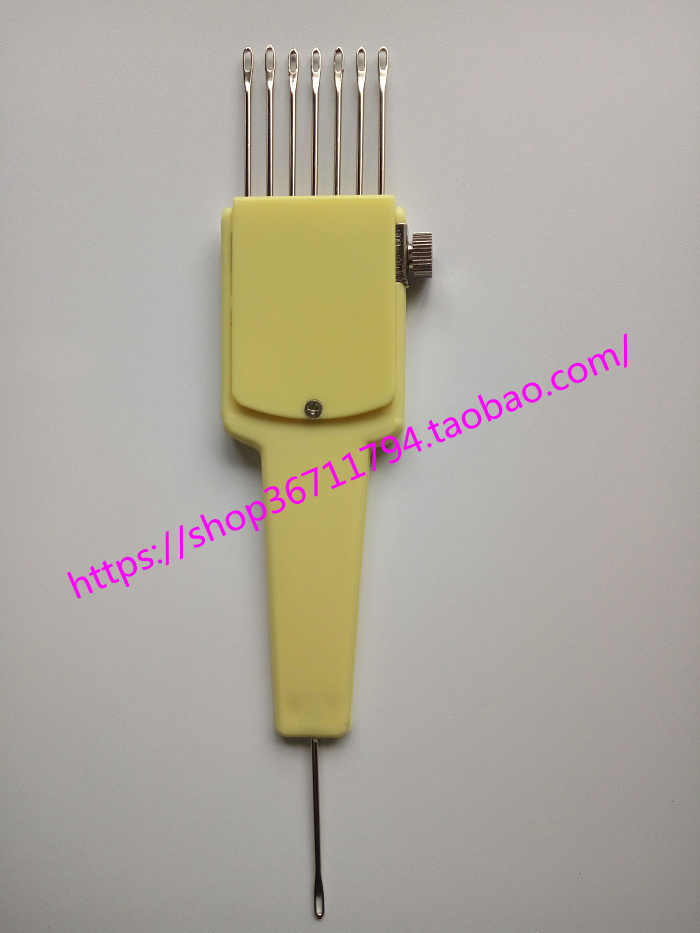 9mm knitting machine Used Made In Japan 1X7 adjustable transfer tool  4.5mm