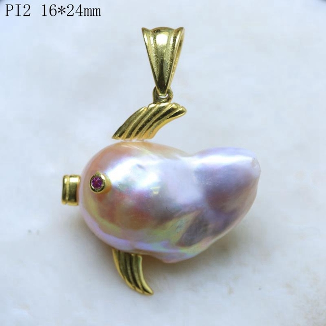20-30mm Natural White Freshwater Pearl Smooth Nucleated
