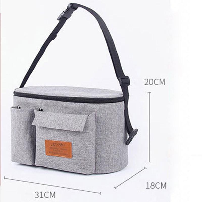 HTB1zWDKbkT2gK0jSZPcq6AKkpXa1 Diaper Bag Baby Stroller Organizer Hanging Nappy Bag Large Capacity Travel Backpack Pram Buggy Cart Waterproof Maternity Bag