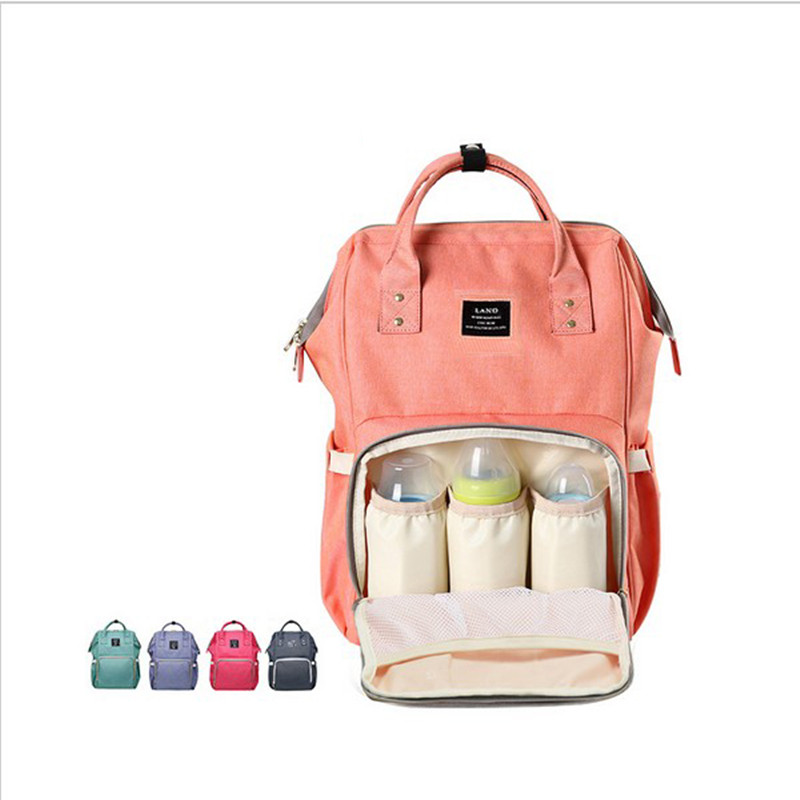 Free shipping Fashion Maternity Mummy Nappy Bag Large Capacity Baby Bag Travel Backpack Desinger Nursing Diaper Bag Baby Care burst fashion large capacity mummy bag multifunctional diapers bag manufacturers supply maternal formaldehyde free shipping