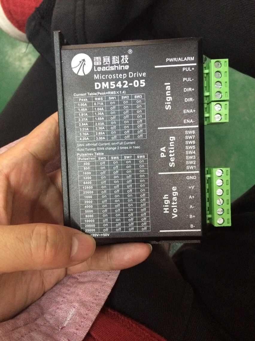 Free Shipping 3pcs Leadshine DM542 05