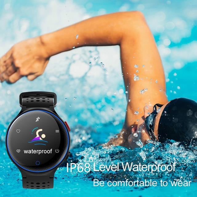 Smartwatch COlMI IP68 IOS e Android Inteligente 4