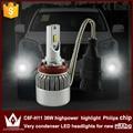 Cheetah car led  light  Fog Light  C6F  H8 / H9 / H11 36W DC 12V/24V 3800LM 6000k highpower highlight  fit for Prado 2010-2015