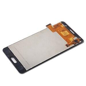 Image 3 - ЖК дисплей для Samsung Galaxy On5, сенсорный экран с дигитайзером G5500 G550FY G550T, переднее стекло в сборе, запасные части