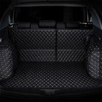 Коврик багажник автомобиля грузов коврик для BMW X1 E84 f48 X3 F25 X4 Z4 E85 E86 E89 X5 E53 E70 F15 X6 f16 E71 E72