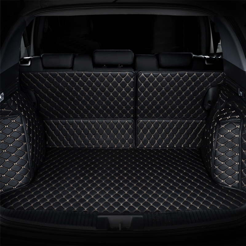 Car Trunk Mat cargo mat for BMW X1 E84 f48 X3 F25 X4 Z4 E85 E86 E89 X5 E53 E70 F15 X6 f16 E71 E72 bigbigroad car hud head up display windscreen projector obd2 for bmw x5 e53 e70 f15 g05 g30 g31 g38 x4 f26 g02 x6 e71 e72 f16