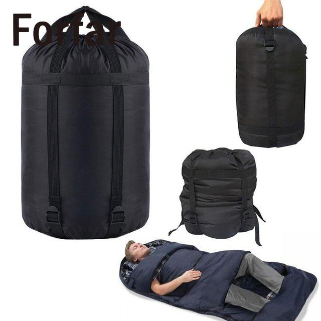 Forfar Comfortable Waterproof Compression Sack Dry Sleeping Bag For Rafting Camping