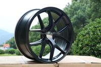 19x9. 5J Roda Jantes De PCD 5x114.3 Centro Broe 73.1 ET35 Com O Hub Caps rims 5x114.3 rims wheels rims 3 -