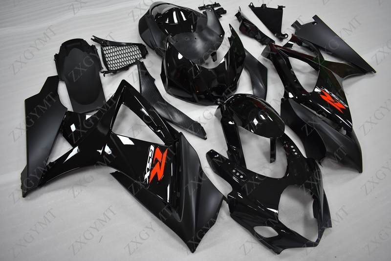 Fairing GSXR 1000 2007 - 2008 K7 Black Fairing GSXR1000 2008 Body Kits GSX R 1000 2008Fairing GSXR 1000 2007 - 2008 K7 Black Fairing GSXR1000 2008 Body Kits GSX R 1000 2008