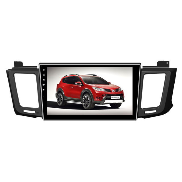 For Toyota Vanguard 2013~2015 10.2 Android HD Capacitive touch Screen GPS NAVI Radio TV Movie Andriod Video System image