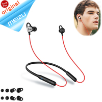 Meizu EP52 Sports Bluetooth Headphones Stereo Headset Waterproof Running Earphone With MIC Supporting Apt X Wireless