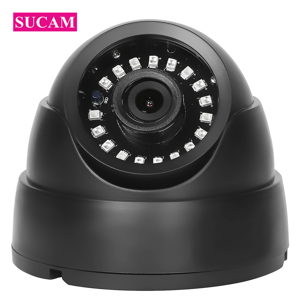 SUCAM 1.0MP Home AHD Security Camera 720P 20 Meters IR Nano Led Light Infrared IR Surveillance Camera PAL NTSC Easy Installtion giantree 1 3mp 720p pal ntsc 2500 tvl ahd cctv lens ir infrared indoor security dome hemisphere camera surveillance system ip66