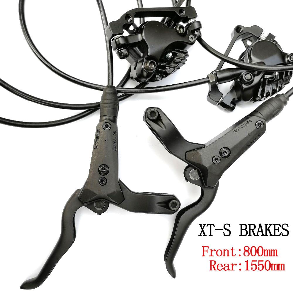 RACEWORK vtt frein à disque gauche avant droit arrière 800mm/1550mm pour VTT freins de vélo 26/27. 5/29