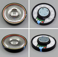 1 Pair 600 Ohm Dia 50mm Speaker DIY Custom Hifi Unit For SONY AKG Headset Headphone LN005245