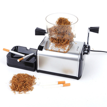 2013 Electric Cigarette Roller Rolling Injector rolling machine portable cigarette injector tube filling RYO big hopper