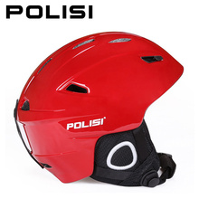 POLISI Professional Men Women Snowboard Skating Skiing Helmet Ultralight Winter Outdoor Sport Ski Snow Safety Helmet Equipment