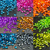 1000pcs/lot 4.5mm Transparent Acrylic Wedding Party Decoration Rhinestones Crystal Diamond Event & Party Supplies Festive Decor