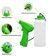 Free shipping-electric liquid wax spray gun with 1000ml bottle pulverizador por casa jardim
