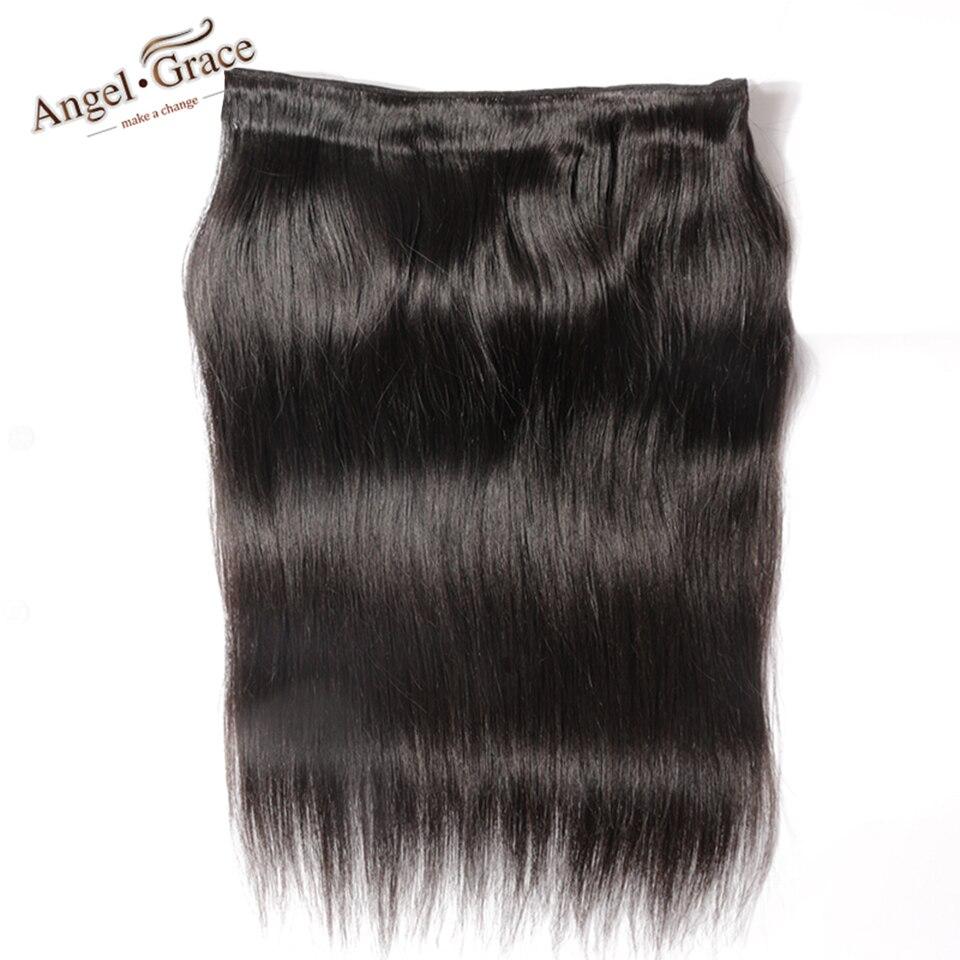 Angel Grace Hair Brazilian Straight 3pcslot Human Hair Bundles 8a
